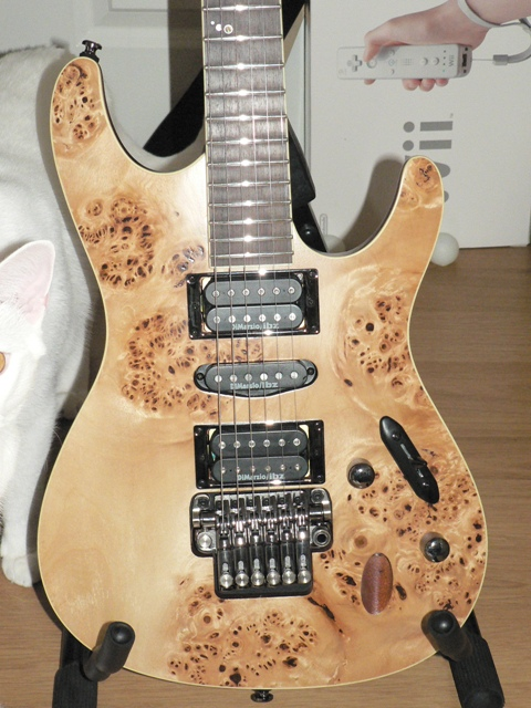 ibz re wiring a ibanez s2170fw